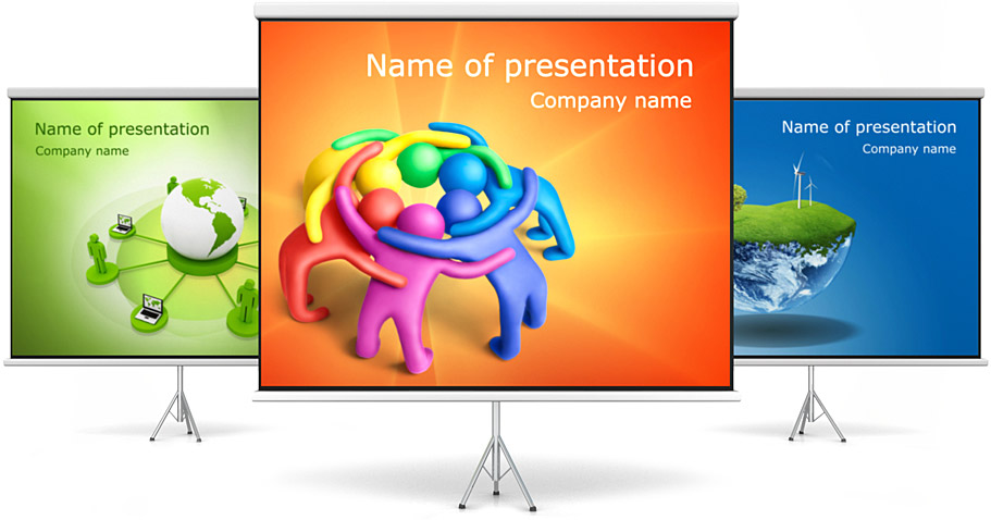 PowerPoint Templates Features